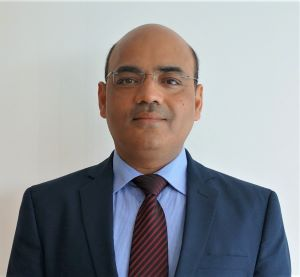 Consul General Manish Gupta